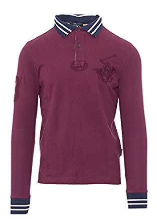 Beverly Hills Polo Club Men 39 S Long Sleeve T Shirt Polo