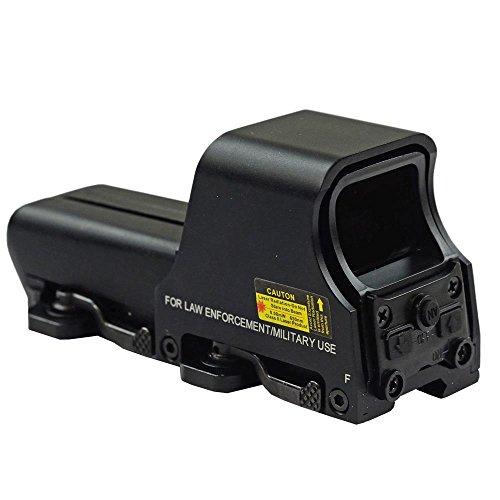 Rotpunkt Optik, Zielfernrohr - OpTacs Tactical 553 Graphic Sight - EOTech Nachbau mit Schnellverschluss
