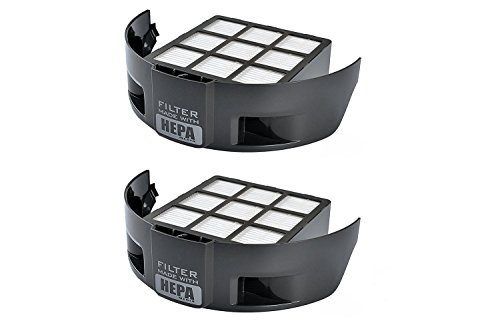 Green Label 2er-Pack HEPA Abluftfilter für Hoover WindTunnel T-Series Staubsauger (Vergleichbar mit 303172001) (Hoover-t-serie Hepa)