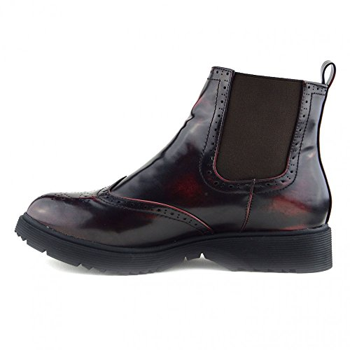 Kick FootwearChelsea Boots - Stivali Chelsea donna (BURGUNDY - F50483)
