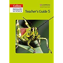 Collins International Primary Science – International Primary Science Teacher's Guide 5