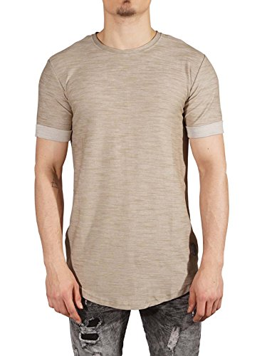 Project X Paris Herren T-Shirt Kaki pale