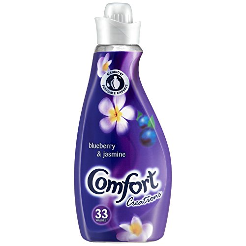 Comfort Creations Blueberry Fabric Conditioner, 6.96 L - 198 Washes (33 Washes x Pack of 6)