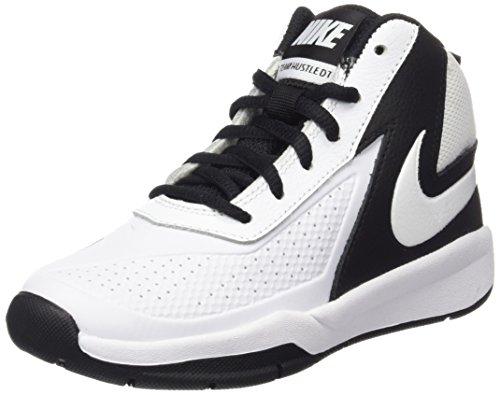 Nike Unisex - Bimbi 0-24 Team Hustle D 7 (Ps) scarpe sportive multicolore Size: 28 1/2