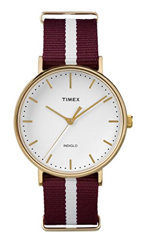 Timex Orologio Analogico Classico Quarzo Unisex con Cinturino in Nylon TW2P97600