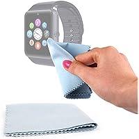DURAGADGET Gamuza Limpiadora Para Smartwatch Mobiper G08 / Wiseup GT08 - Ideal Para Mantener Su Dispositivo Intacto
