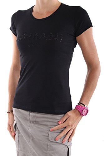 armani-jeans-maglietta-donna-a-maniche-corte-magliette-v5h17-colore-nero-nero-large
