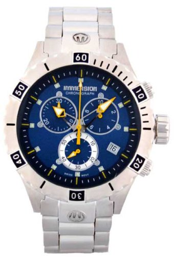 Immersion WHALE Swiss Diver Chrono 8002