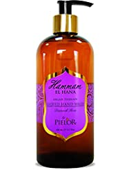 Argan Therpay Rose de Damas Savon liquide, 1er Pack (1 x 400 ml)
