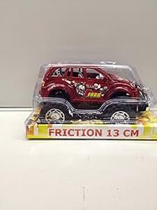 Voiture 4x4 friction 20cm / l'unité