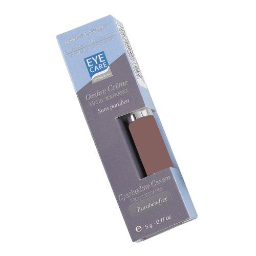 EYE CARE Lidschatten-Creme für sensible Haut, 5 g Farbe: zimt, 1er Pack (1 x 5 g)