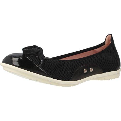 Ballerina scarpe per le donne, colore Nero , marca PRETTY BALLERINAS, modello Ballerina Scarpe Per Le Donne PRETTY BALLERINAS B312 Nero Nero