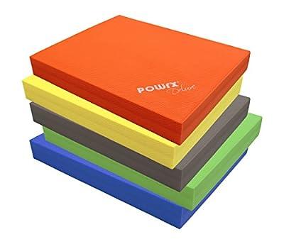 Balance Pad / Sitz-Kissen Verschiedene Farben, Blau, Grau, Grün, Schwarz, Orange, Gelb Therapie und Reha