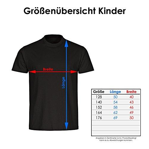 T-Shirt Classic I Love Winsen Schwarz Kinder Gr. 128 bis 176, Größe:176 - 5