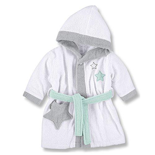 Sterntaler Baby Kinder Bademantel Elvis Gr. 98/104