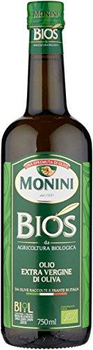 Monini BIOS Olio Extra Vergine di Oliva