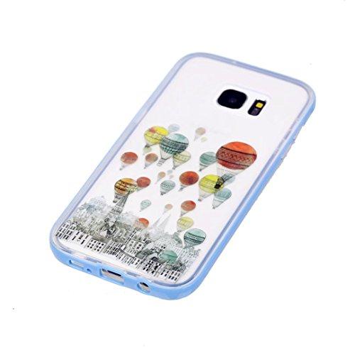JINCHANGWU Custodia per iPhone 5 5S 5G SE' Case Ultra Slim Protettivo Cover conchiglia Silicone TPU frame protettiva posteriore caso Shock Assorbimento Anti Scivolo--Don't give up strong cat Ah19
