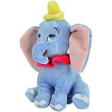 Peluche di DUMBO Elefante 20cm DISNEY Serie ANIMAL FRIENDS - Ufficiale con OLOGRAMMA