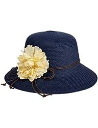 Beach Sun Hat Three-dimensional Flower Sun Hat Outdoor Sun Hat Travel Beach Hat Big Along The Sunscreen Soft and comfort