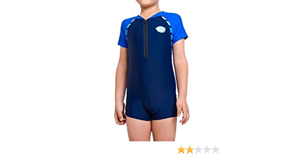 1efe953449 Demarkt Children's Trunks Lovely Baby Boy One-Piece Swimwear Swimming Suits  Dark Blue: Amazon.co.uk: Clothing