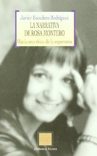 La narrativa de Rosa Montero : hacia una ética de la esperanza Cover Image
