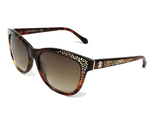 Lunettes de soleil Roberto Cavalli RC991S C55 52G (dark havana   brown  mirror) 8c24fdfddda6