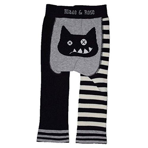 Blade & Rose Leggings mit Katzen-Muster,...