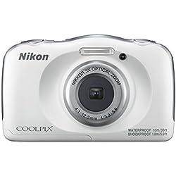 Nikon Coolpix W100 Appareil photo Blanc