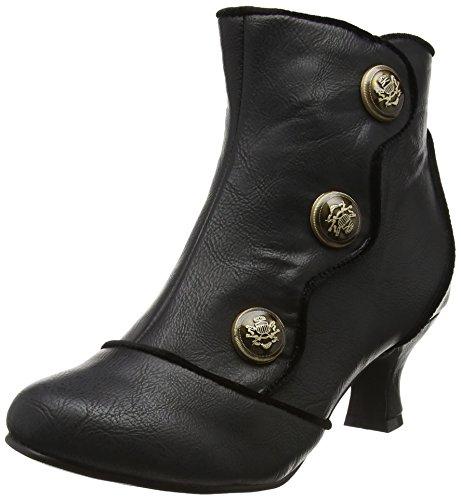 Joe Browns Simply Divine Ankle Boots, Stivaletti Donna Black (Black)