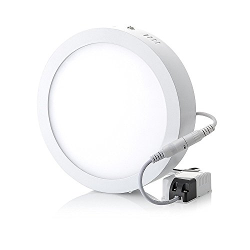 Citra Super Bright 22W Led SurfACe Light (Round , White)