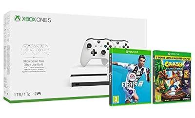 Xbox One S Parent