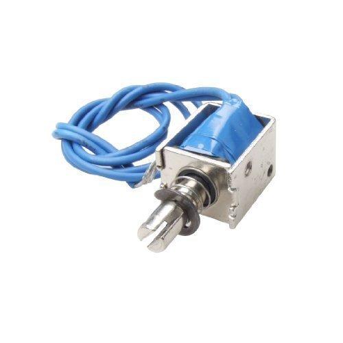 sourcingmap-attivatore-elettromagnete-solenoidetelaio-apertotipo-a-pressionedc-12v10mm4n