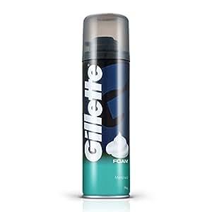 Gillette Classic Menthol Pre Shave Foam - 196g