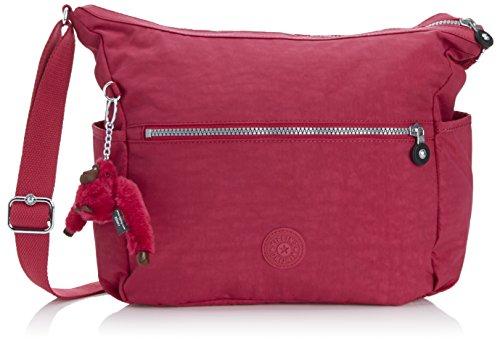 KiplingALENYA TT - Borsa a tracolla Donna Rosa (Pink (Strawberry Ice)) El Envío Libre De Calidad Para La Venta Descuento Barato Auténtica 4Mc10faLI