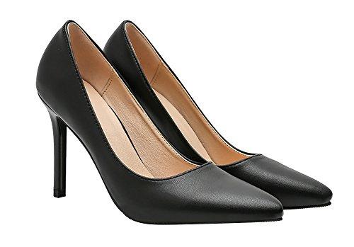 Bas Black Black NIUERTE 8cm Femme Bas Femme 8cm NIUERTE g1XSPq