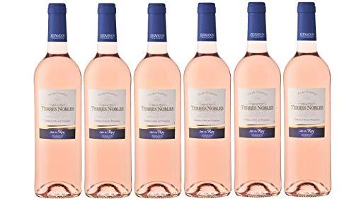 Provence Rosé Côteaux d'Aix en Provence Terres Nobles Jas du Roy 2016 - 6 x 75 cl