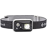 Black Diamond Spot Headlamp/Head Torch With Dimming And Strobe Mode/Perfect For Climbing And Outdoor/Max. 300 Lumen