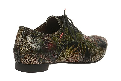 Think!  7-87270-09, Chaussures à lacets et coupe classique femme kombi
