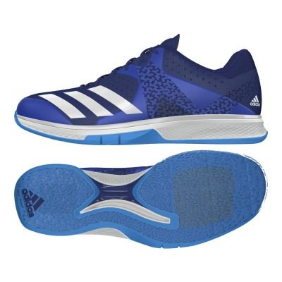 adidas Herren Counterblast Handballschuhe, Blau (Azul/Ftwbla/Tinmis 000), 42 EU