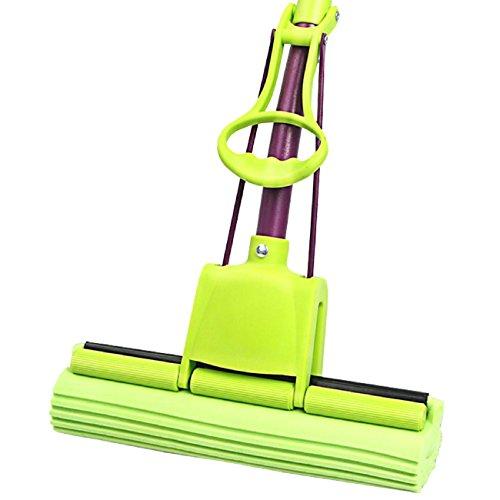 GAOJIAN Mop Haushalt Roller-Typ Drag Cotton Mop Kopf 25Cm Schwamm Mop Reinigung Werkzeug (Schwamm-mop-kopf)