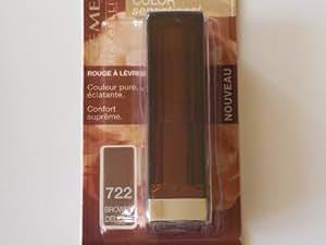 """Rouge à lèvres """"Color Sensational"""" Maybelline N° 722 Browny Delight"""