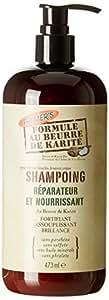 Palmer's Shampoing Cheveux Réparateur et Nourrissant au Beurre de Karité 473 ml - Lot de 3