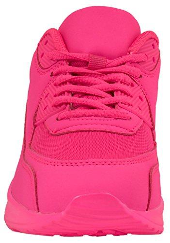 Elara - Sneaker Donna Fushia Basic