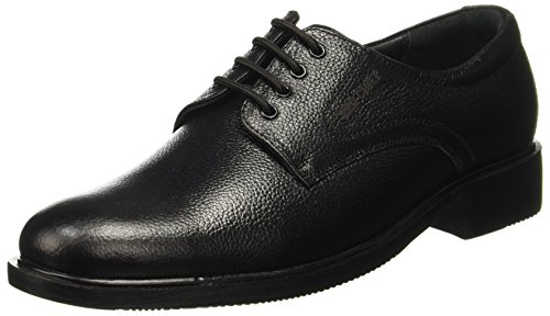 Red Chief Men's Black Formal Shoes