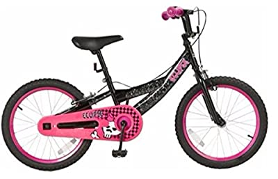Eclipse 18 Inch Bike - Girl's