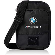 31d6528021be0 Puma BMW Small Portable Pochette Borselli Uomini Nero - Unica - Pochette  Borselli