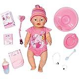baby born gar on poupon interactif 43 cm accessoires jeux et jouets. Black Bedroom Furniture Sets. Home Design Ideas