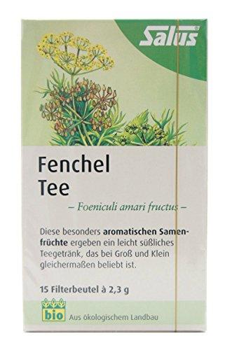 Tisane Bio fenouil - 15 sachets