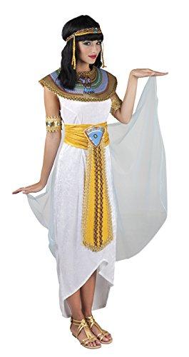 Boland 83524 - Erwachsenenkostüm Kleopatra, Größe 36 / (Halloween Cleopatra Kostüm)