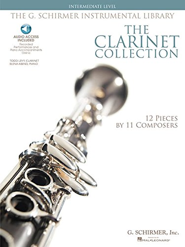 The Clarinet Collection: Intermediate Le...